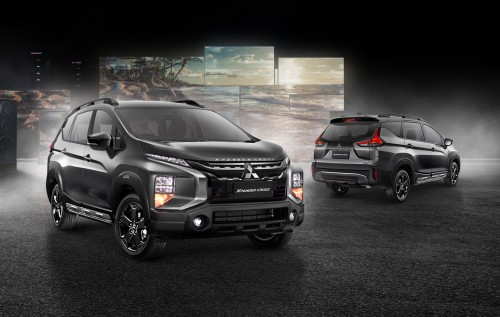 Mitsubishi Xpander Cross Black Edition